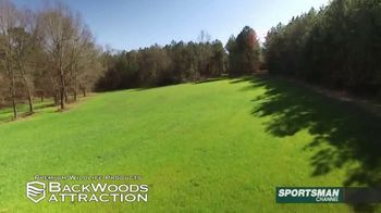 Backwoods Attraction TV Spot, 'Sportsman Channel: Custom Seed' Featuring Rusty Wascom - Thumbnail 3