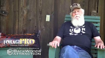 Backwoods Attraction TV Spot, 'Sportsman Channel: Custom Seed' Featuring Rusty Wascom - Thumbnail 4