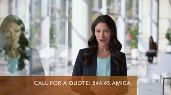Amica Mutual Insurance Company TV Spot, 'Which Company?'