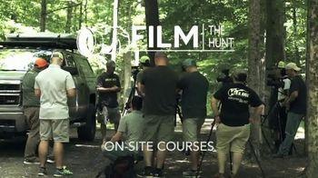 Film the Hunt TV Spot, 'On-Site Courses'