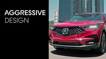 Acura Spring Deals TV Spot, '2019 RDX: Flaunt It' [T2] - Thumbnail 4