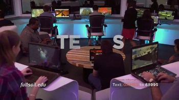 Full Sail University TV Spot, 'Games' - Thumbnail 4