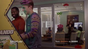 Full Sail University TV Spot, 'Games'