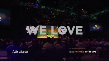 Full Sail University TV Spot, 'Games' - Thumbnail 8