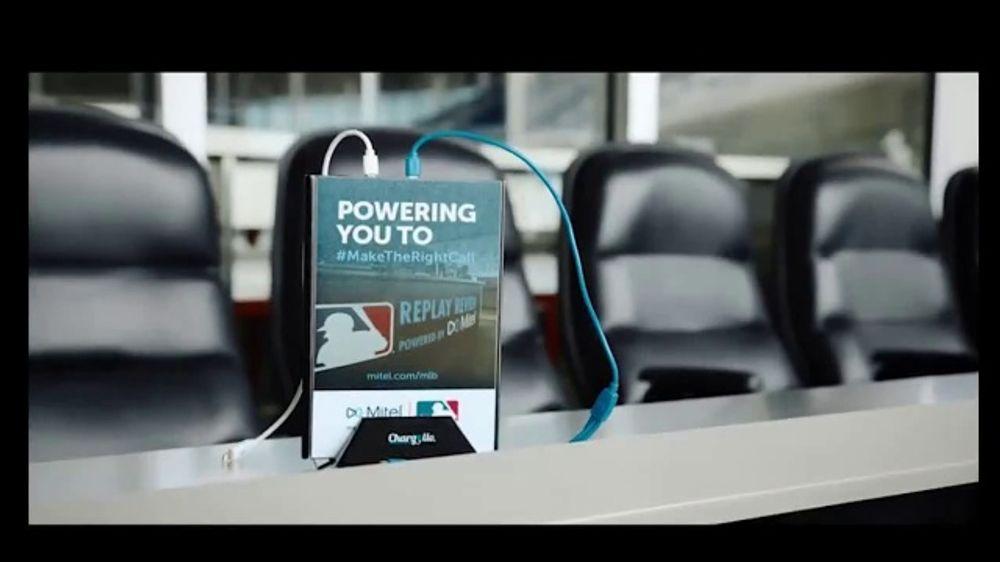 Mitel TV Commercial, 'Peak Performance Organizations'