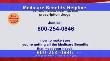 Medicare Benefits Helpline TV Spot, 'The Benefits You Deserve' - Thumbnail 5
