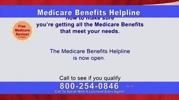 Medicare Benefits Helpline TV Spot, 'The Benefits You Deserve' - Thumbnail 6
