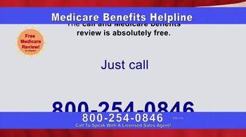 Medicare Benefits Helpline TV Spot, 'The Benefits You Deserve' - Thumbnail 9
