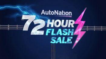 AutoNation 72 Hour Flash Sale TV Spot, '2019 Honda Accord' - Thumbnail 2