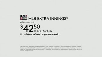 XFINITY X1 TV Spot, 'MLB Extra Innings' - Thumbnail 8