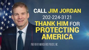 America First Policies TV Spot, 'Thank Jim Jordan'