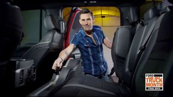 Ford Truck Month TV Spot, 'The One and Only' Featuring Jake Owen [T2] - 4 commercial airings
