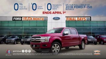 Ford Truck Month TV Spot, 'The One and Only' Featuring Jake Owen [T2] - Thumbnail 8