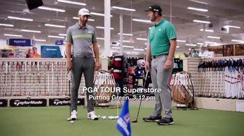 PGA TOUR Superstore TV Spot, 'Putting Contest' Featuring Dustin Johnson, Jon Rahm - Thumbnail 1