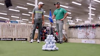 PGA TOUR Superstore TV Spot, 'Putting Contest' Featuring Dustin Johnson, Jon Rahm - 30 commercial airings