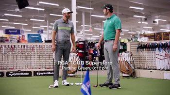 PGA TOUR Superstore TV Spot, 'Putting Contest' Featuring Dustin Johnson, Jon Rahm - Thumbnail 2