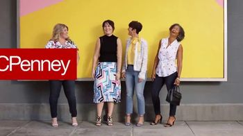 JCPenney Spring Collection TV Spot, '$10 Coupon' - Thumbnail 1