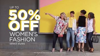 JCPenney Spring Collection TV Spot, '$10 Coupon' - Thumbnail 6