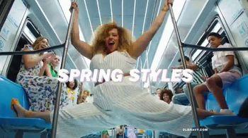Old Navy TV Spot, 'Hi, Fashion: Spring Styles' - Thumbnail 3