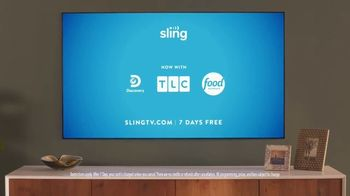 Sling TV Spot, 'Statue: Discovery' Featuring Nick Offerman, Megan Mullally - Thumbnail 10