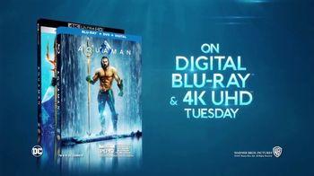 Aquaman Home Entertainment TV Spot - Thumbnail 8