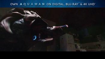 Aquaman Home Entertainment TV Spot - Thumbnail 3