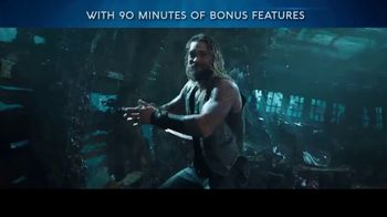 Aquaman Home Entertainment TV Spot - Thumbnail 5