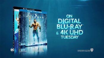 Aquaman Home Entertainment TV Spot - Thumbnail 7