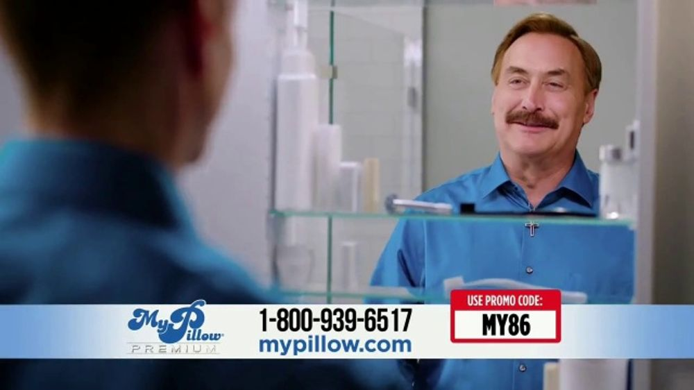 My Pillow Premium TV Commercial, 'Best Sleep of Your Life: 4-Pack'