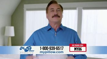 My Pillow Premium TV Spot, 'Best Sleep of Your Life: 4-Pack' - Thumbnail 5