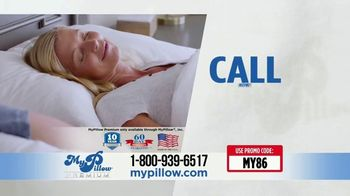 My Pillow Premium TV Spot, 'Best Sleep of Your Life: 4-Pack' - Thumbnail 6