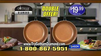 Gotham Steel Diamond Pan TV Spot, 'Nothing Sticks' - Thumbnail 10