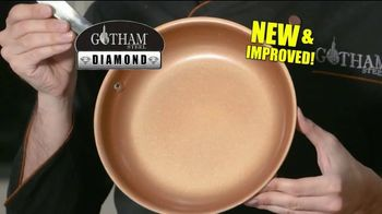 Gotham Steel Diamond Pan TV Spot, 'Nothing Sticks' - Thumbnail 2