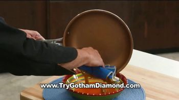 Gotham Steel Diamond Pan TV Spot, 'Nothing Sticks' - Thumbnail 5