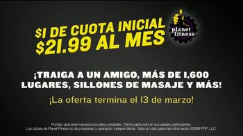 Planet Fitness Black Card TV Spot, 'Traiga un amigo' [Spanish] - Thumbnail 10