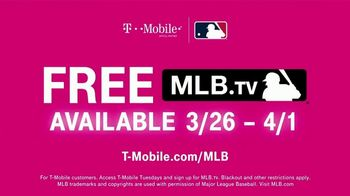 T-Mobile TV Spot, 'Free MLB.TV Subscription' Song by Loverboy - Thumbnail 10