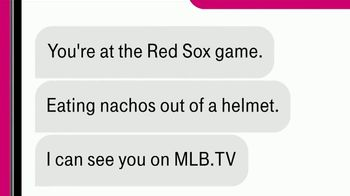 T-Mobile TV Spot, 'Free MLB.TV Subscription' Song by Loverboy - Thumbnail 5