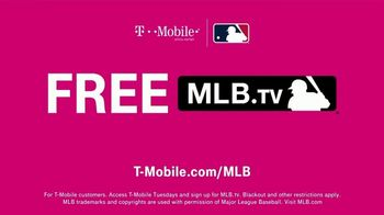 T-Mobile TV Spot, 'Free MLB.TV Subscription' Song by Loverboy - Thumbnail 9
