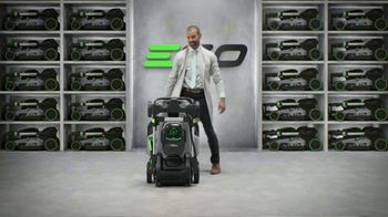 EGO Power+ Mower TV Spot, 'Number One Rated'