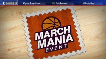 La-Z-Boy March Mania Event TV Spot, \'Slam Dunk Styles\'
