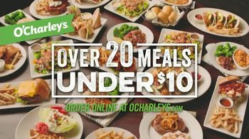 O'Charley's Over 20 Under $10 Meals TV Spot, 'Restaurant' - Thumbnail 10