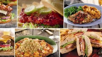 O'Charley's Over 20 Under $10 Meals TV Spot, 'Restaurant' - Thumbnail 7