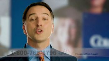 Colonial Penn Living Insurance TV Spot, 'Living Benefit for You'