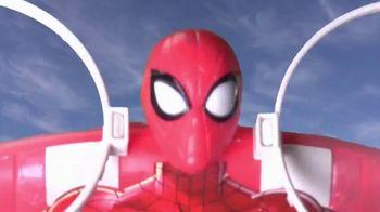 Super G Spider-Man Wingsuit TV Spot, 'Spectacular Stunts' - Thumbnail 5