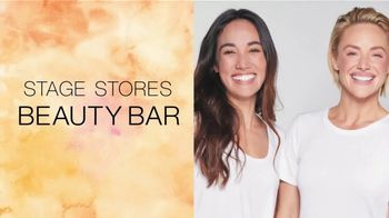 Stage Stores TV Spot, 'Beauty Bar'