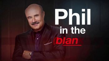 Phil in the Blanks TV Spot, 'Piers Morgan' - Thumbnail 1