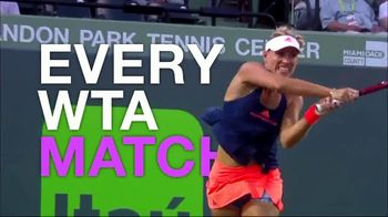 Tennis Channel TV Spot, 'Every WTA Match: 2019 Miami Open' - Thumbnail 4