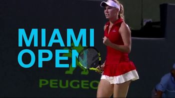 Tennis Channel TV Spot, 'Every WTA Match: 2019 Miami Open' - Thumbnail 5