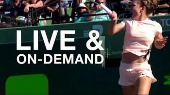 Tennis Channel TV Spot, 'Every WTA Match: 2019 Miami Open' - Thumbnail 7