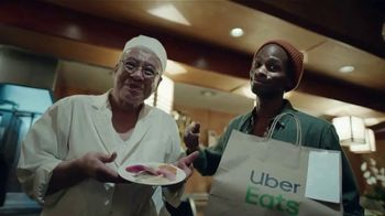 Uber Eats TV Spot, 'March Madness: Randy Watkins: Man of Delivery' - 30 commercial airings